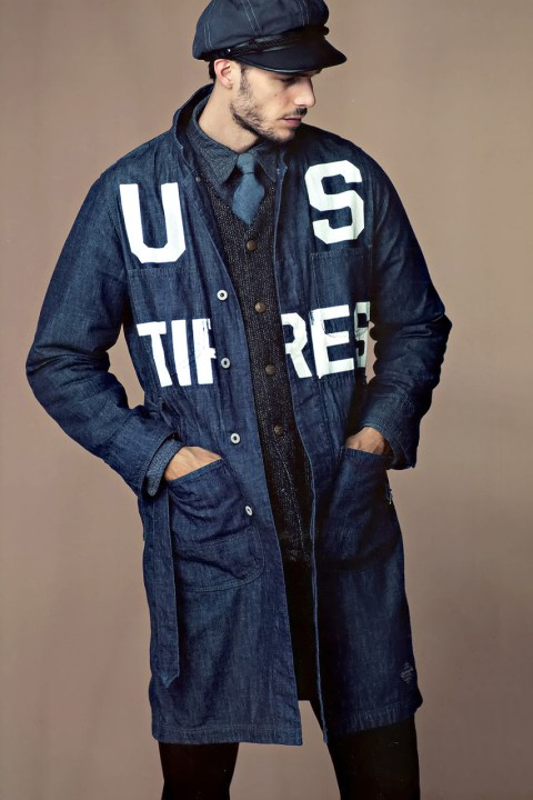 Image of NEIGHBORHOOD 2014 Fall/Winter Editorial by SENSE Magazine