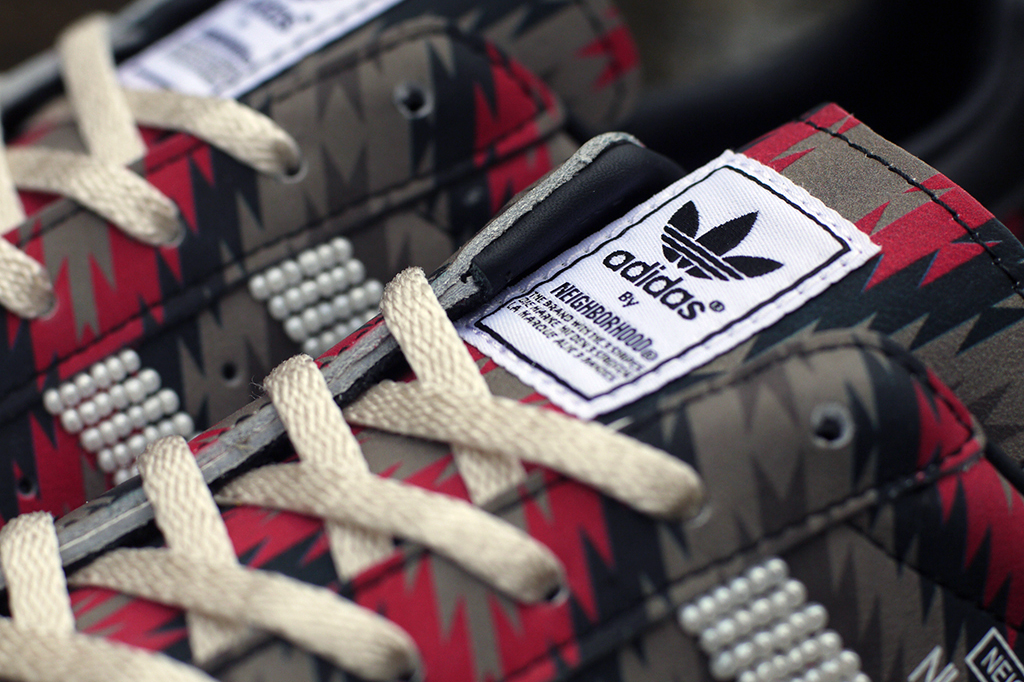 NEIGHBORHOOD (Japan) x adidas Originals 2014 Fall Winter NH Shelltoe ... 84e4890df2
