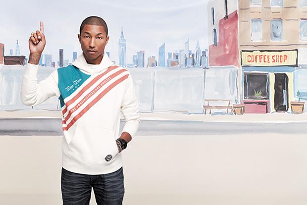 "7befb25d7e81a Pharrell Williams x Uniqlo UT 2014 Fall Winter ""i am OTHER"" Lookbook"