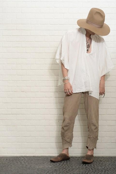 Image of TAKAHIROMIYASHITATheSoloist. 2015 Spring/Summer Lookbook