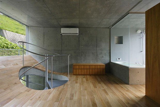 Image of Takeshi Hosaka Architects Presents Byoubugaura House in Yokohama