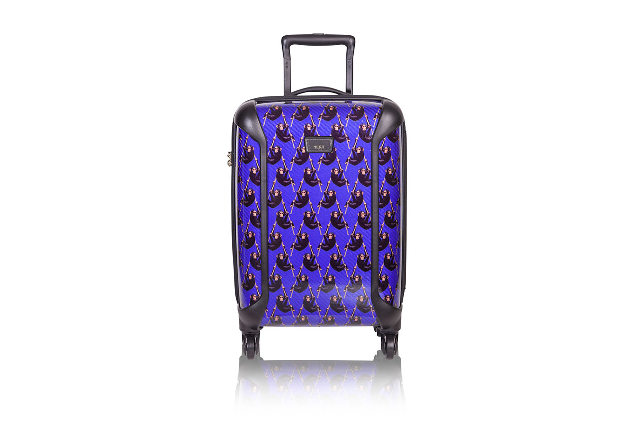 Image of TUMI Launches CHICTOPIA for TUMI by Christine Lau Collection