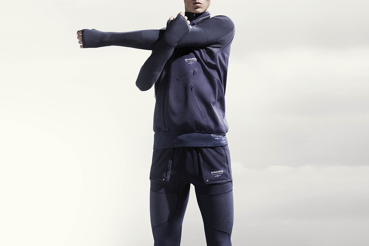 Image of UNDERCOVER x Nike GYAKUSOU 2014 Holiday Collection