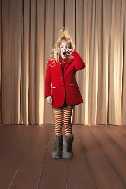 "Image of Uniqlo & UNDERCOVER 2014 ""UU"" Kids Collection Lookbook"