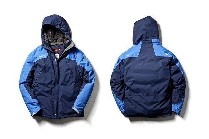 Image of VANQUISH x Marmot 10th Anniversary Never Winter Down Jacket