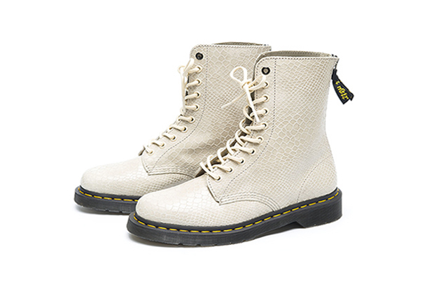 Image of Y's x Dr. Martens 10-Hole Boot