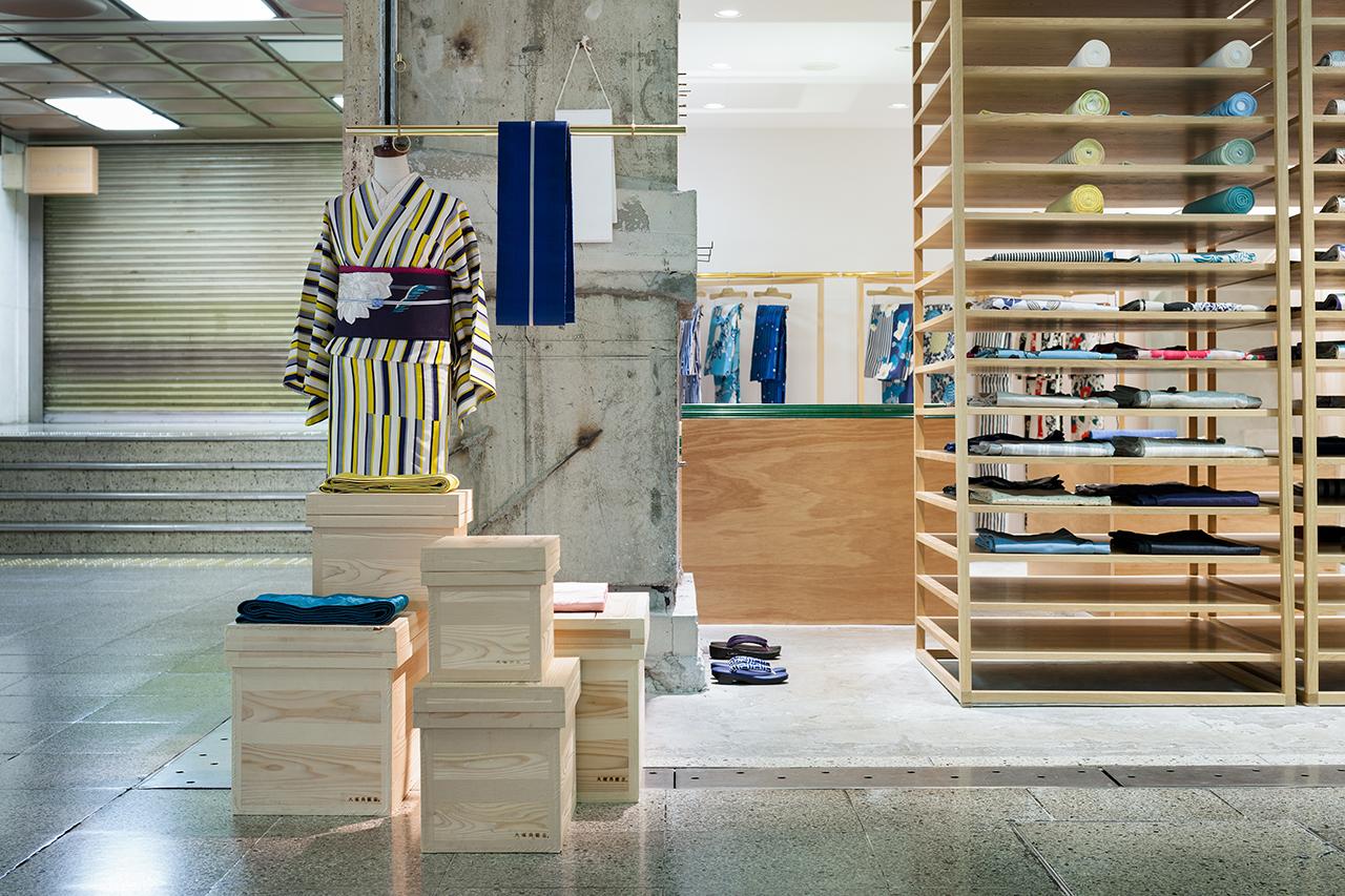 Image of Yusuke Seki Designs Second Otsuka Gofukuten Kimono Store