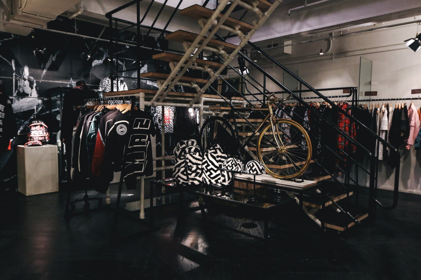 Image of A Closer Look Inside the D-mop Concept Store on On Lan Street Hong Kong