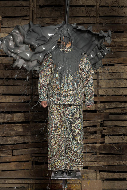 "Image of Ai WeiWei x Dover Street Market x V MAGAZINE ""Children of the Comme"""