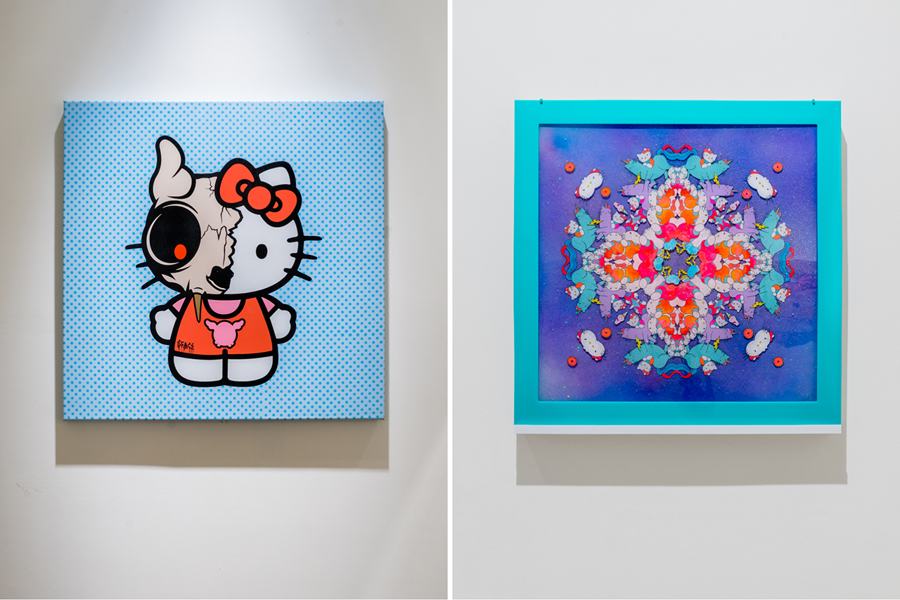 "Image of ""Hello! Exploring the Supercute World of Hello Kitty"" is the Largest Hello Kitty Retrospective Ever in America"
