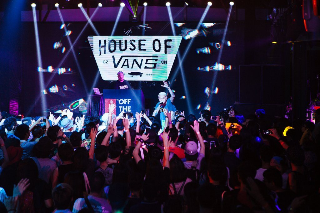 Image of Guangzhou House of Vans 2014 Recap