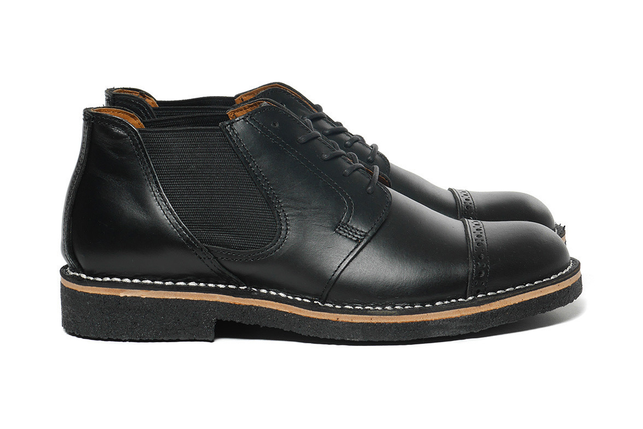 Image of NEIGHBORHOOD 2014 Fall/Winter TC Officer-Smooth/CL Shoes