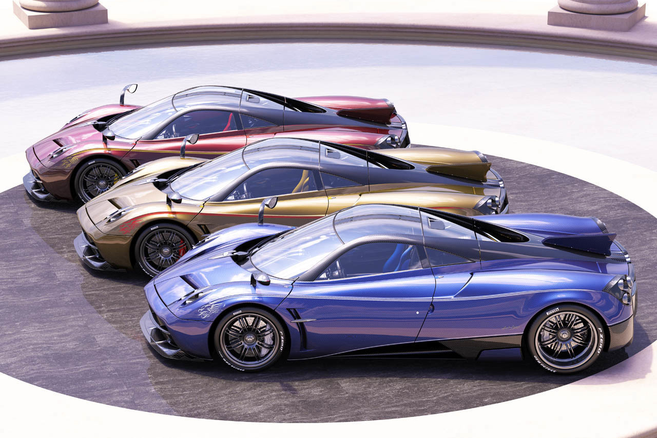 Image of Pagani Expands into China with the Launch of Its Huayra Dinastia Edition