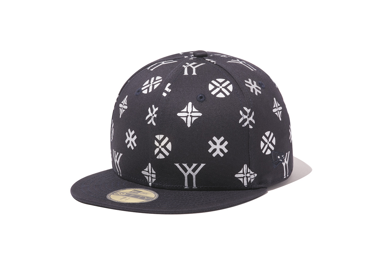 Image of Yohji Yamamoto x New Era 59FIFTY® Cap Collection