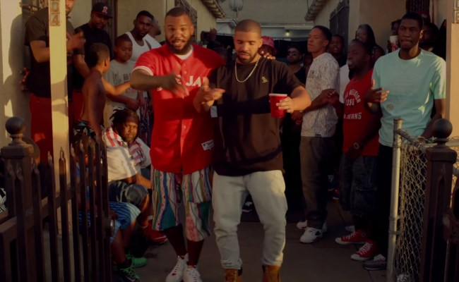 The Game 100 Music Video Featuring Drake Hypebeast