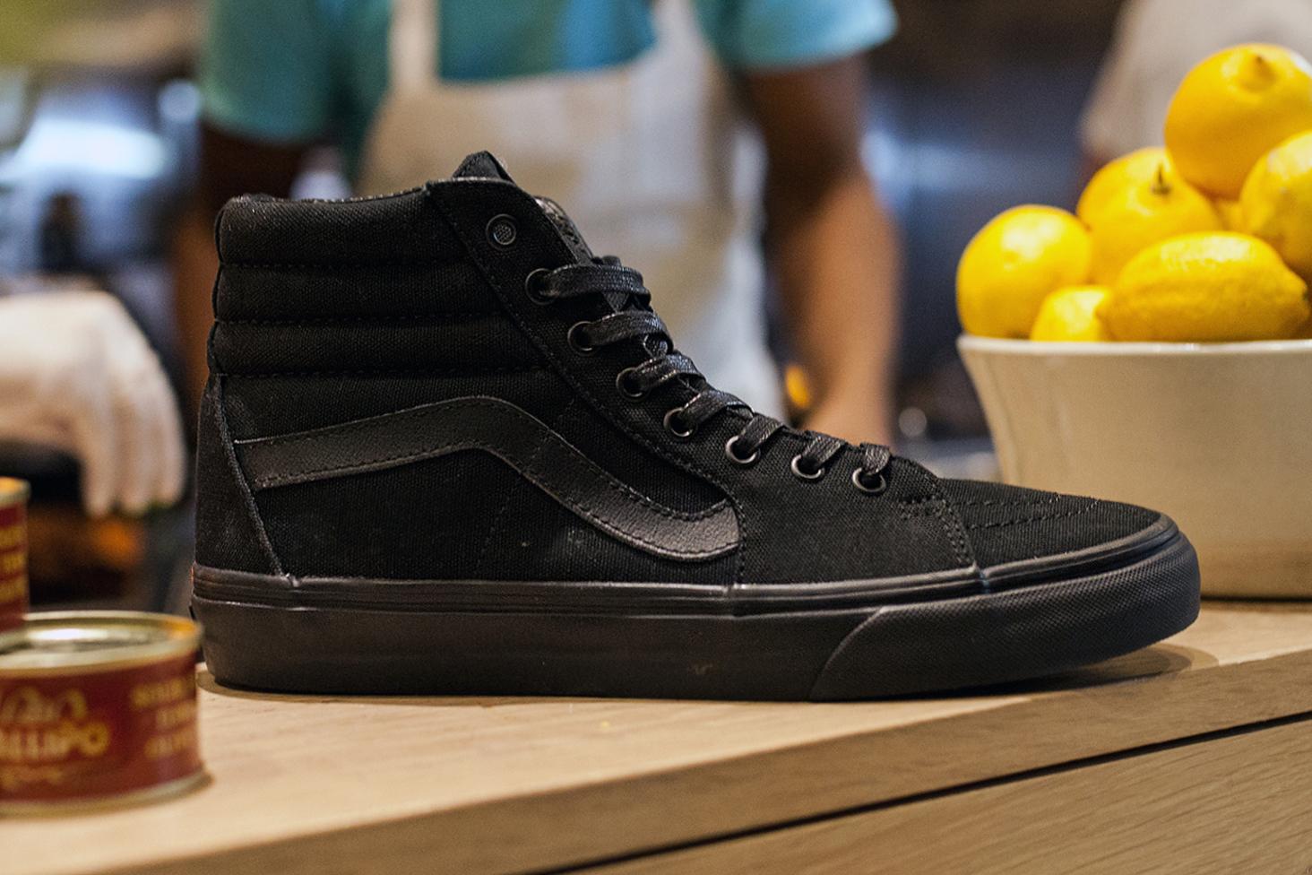 Vans Jon and Vinnys Chef Sneakers Interview