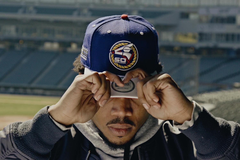 Chance The Rapper New Era White Sox Cap Collection Hypebeast 48e345f266c