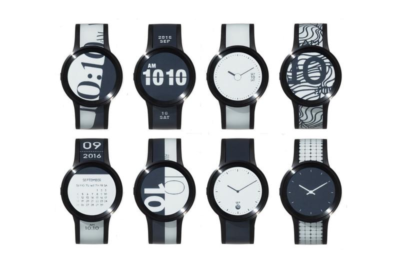 Sony FES E-Paper Watch U | HYPEBEAST