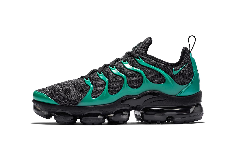 35ce10c803097 Nike Air Vapormax Plus Black Green