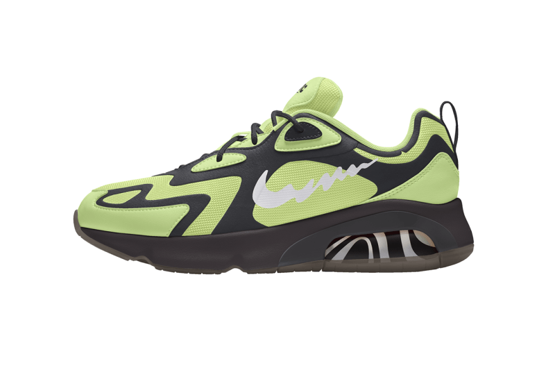 "Nike ""NYC By You"" Made-to-Order Collection sneaker shoe air max 200 270 premium react element 55 colorway august 19 2019 pre buy web store custom"
