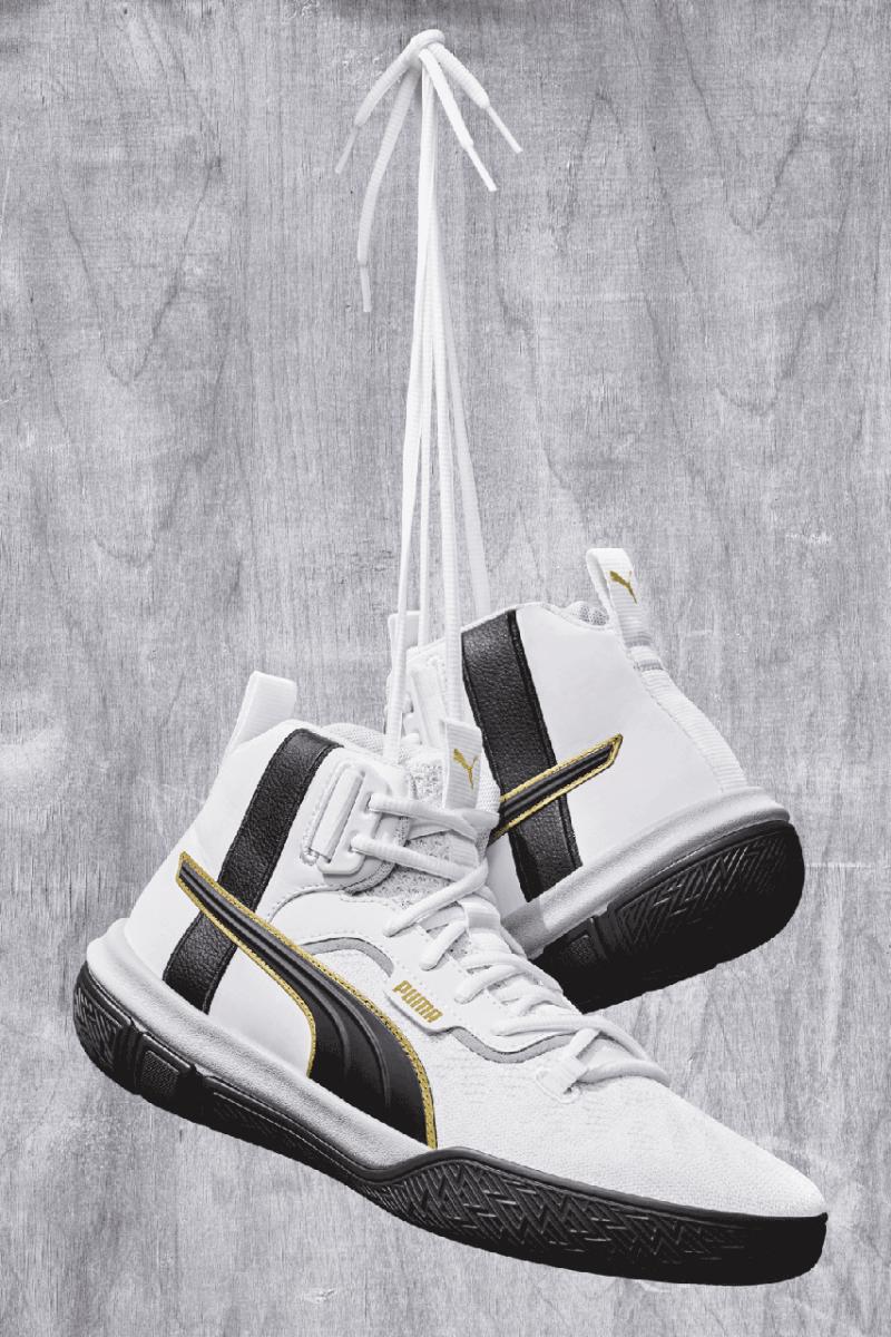 PUMA Basketball Legacy Sneaker Release Date Information august 17 2019 colorways hoops