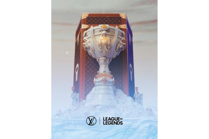 Game Kerusuhan Louis Vuitton League of Legends World Championship 2019 Pengumuman Kemitraan
