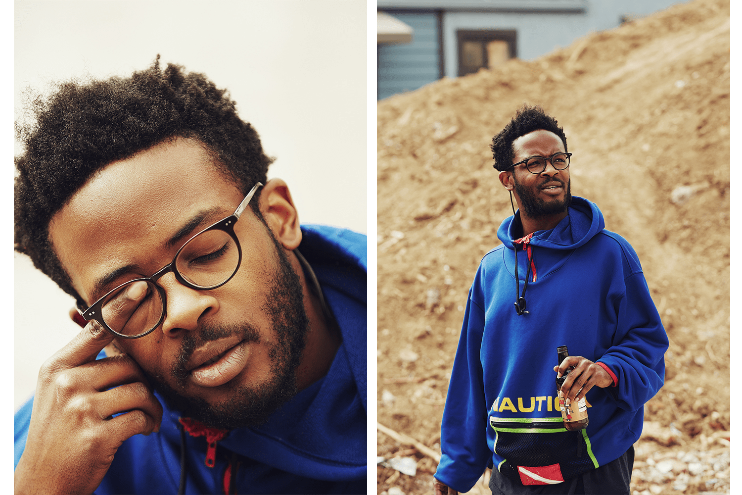 Prolific Producer Knxwledge Latest Album 1988 New Interview Los Angeles Stones Throw Beat Maker SP 303 Madlib Anderson Paak Meek Mill HYPEBEAST Editorial Talk Hud Dreems Peanut Butter Wolf Low End Theory