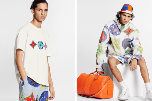 Louis Vuitton Preps Rainbow-Hued Pre-Collection FW20 Monogram Capsule