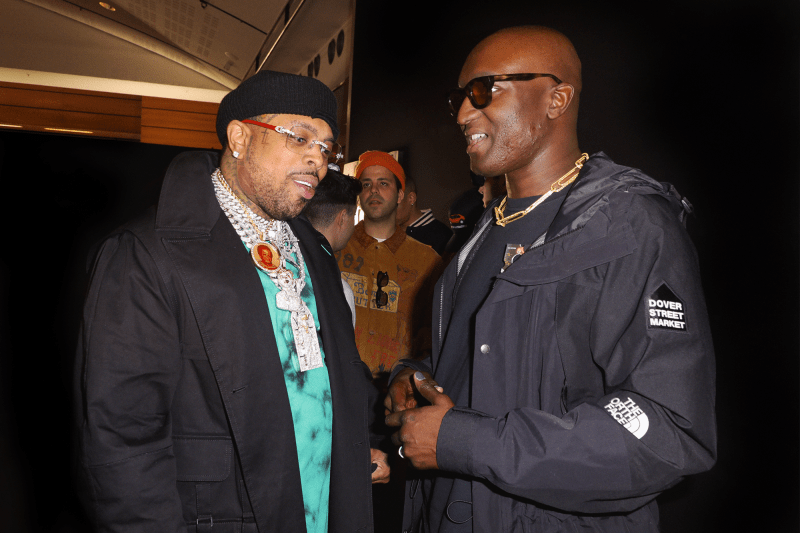 Westside Gunn Interview Pray for Paris New Album Virgil Abloh HipHop Rap Rapper Conway the Machine Benny The Butcher Griselda Records Interview HYPEBEAST Feature Buffalo New York Wrestling NWO Hitler Wears Hermes FLYGOD Is An Awesome God