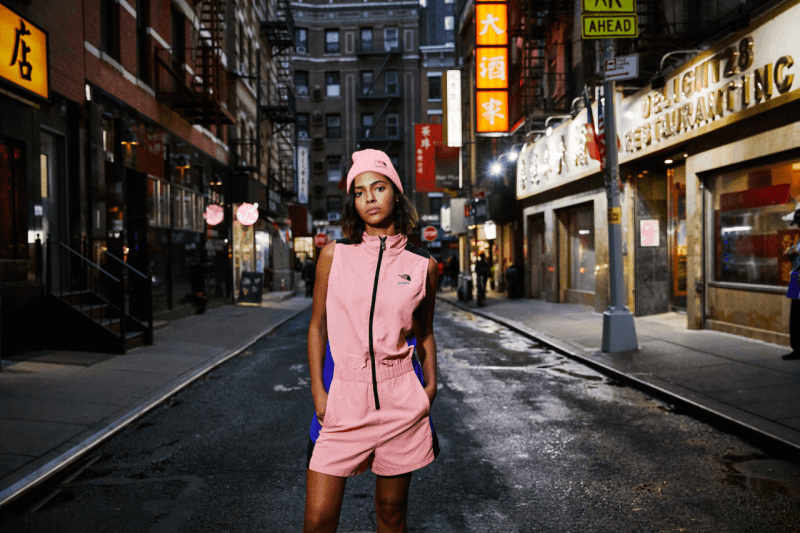the north face extreme city collection anoraks tote bags playsuits drop clothing outerwear