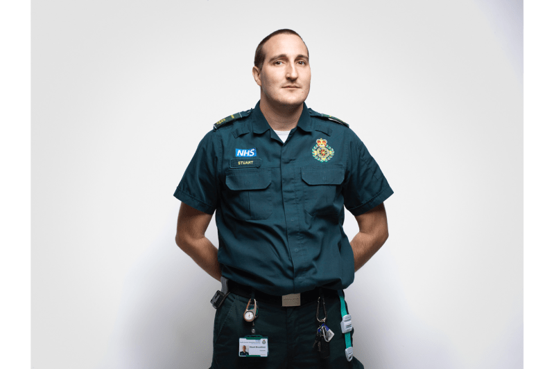 rankin nhs england portraits medical workers coronavirus