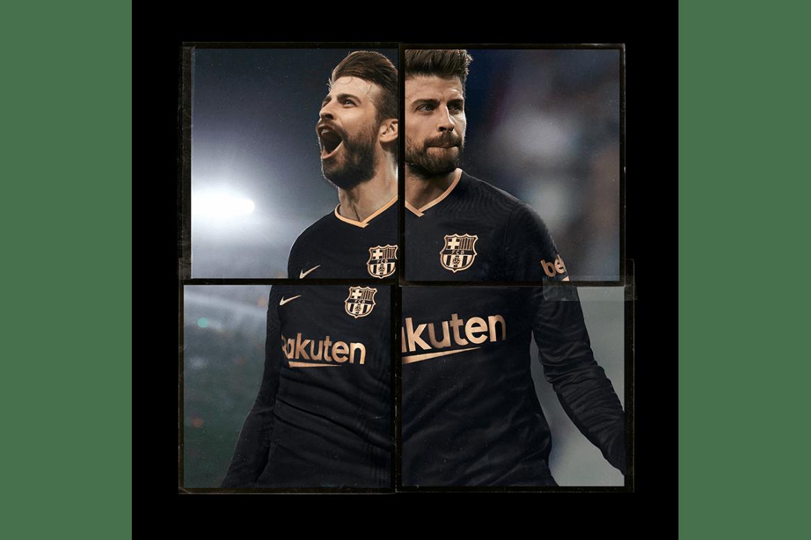 Fc Barcelona 2020 21 Away Kit By Nike Hypebeast