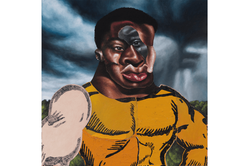 Nathaniel Mary Quinn Confronts Racial Bias in New Composite Portraits