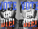 "Diddy's Sean John Relaunches ""Vote or Die!"" Campaign"