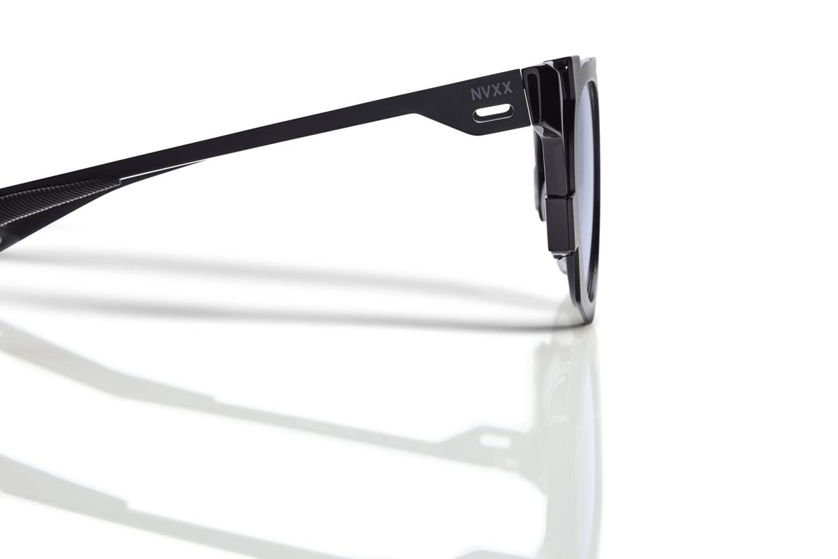 Nike sunglasses futuristic innovation glasses metal