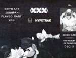 CXSHXNLY & HYPETRAK Presents Keith Ape at The Regent Los Angeles