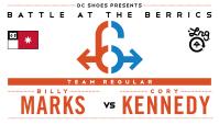 BATB 6 -- Billy Marks vs Cory Kennedy