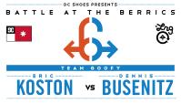 BATB 6 -- Eric Koston vs Dennis Busenitz
