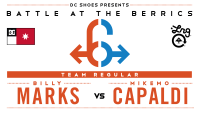 BATB 6 -- Billy Marks vs MikeMo Capaldi
