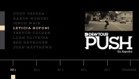 PUSH - LETICIA BUFONI -- Episode 1 (Spanish Subtitles)