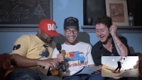 GHOSTFACE KILLAH AND DUSTIN DOLLIN -- Vans Propeller Commentary