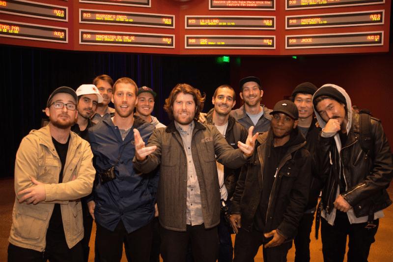 THE L.A. BOYS PREMIERE RECAP -- At ArcLight Santa Monica