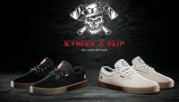 ETNIES X FLIP -- Jameson SL Collection Featuring Matt Berger