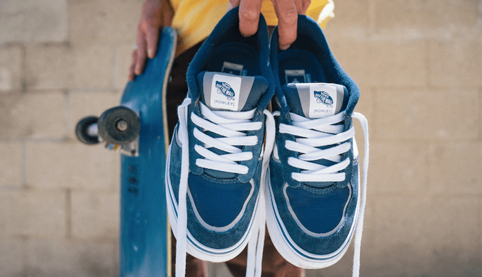 Geoff Rowley & Vans Release The Ultra-Durable Rapidweld Pro Shoe