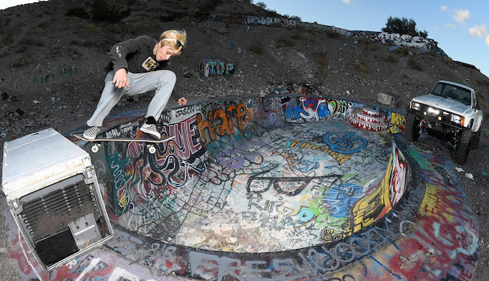Volcom Debuts CJ Collins's 'Liberation Cont'd' Collection With Fascinating 2-Part Documentary