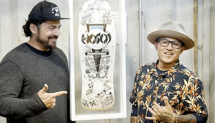 RVCA's 'Hammerhead Show' Honored Christian Hosoi's Timeless Pro Model