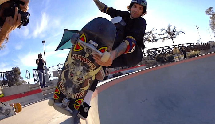 Andale's Latest Team Edit Features Rune Glifberg & 'The Vert Bros'