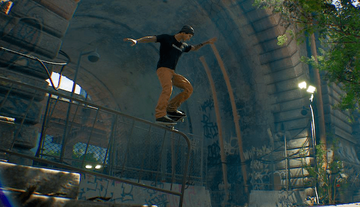 Skate Game 'Session' Announces XBox One Spring Release