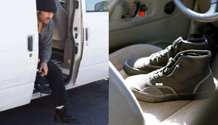 Vans x Hockey Present Authentic High Pro Inspired By Andrew Allen ...