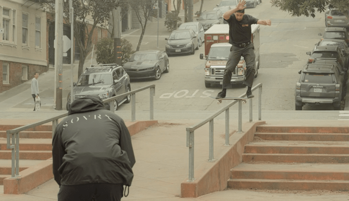 SOVRN's Riders Skate The Great Bay Area In Latest Video